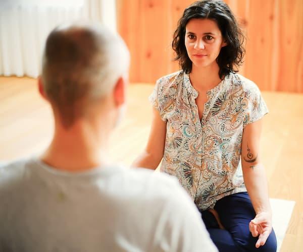 Personal Yoga Sitzung
