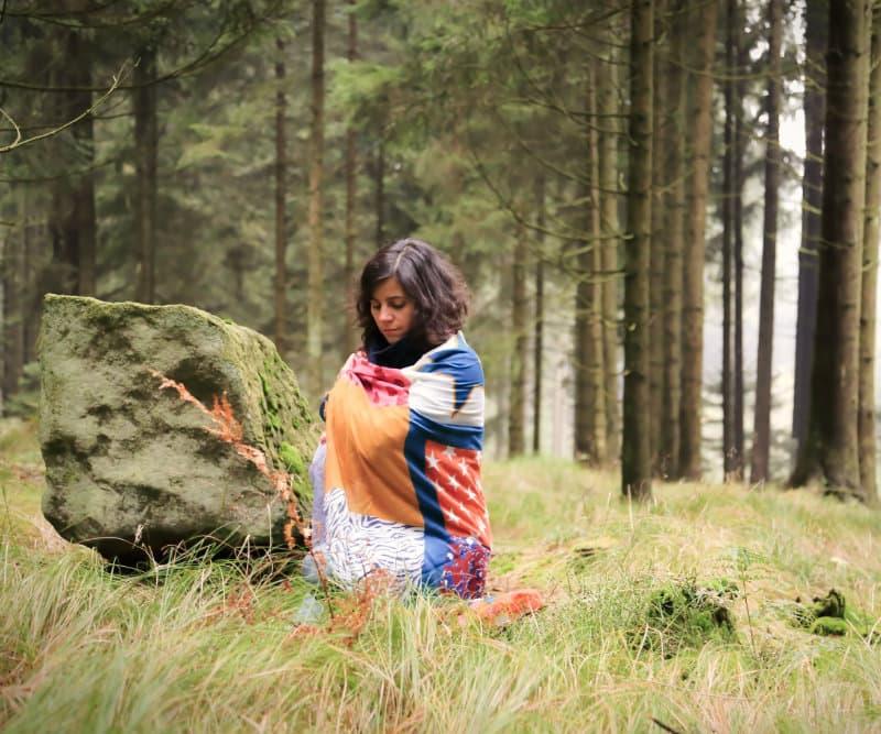 Auszeit im Wald