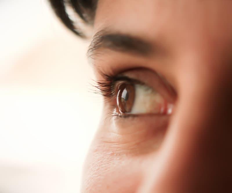 Einzelsession - Großaufnahme Auge