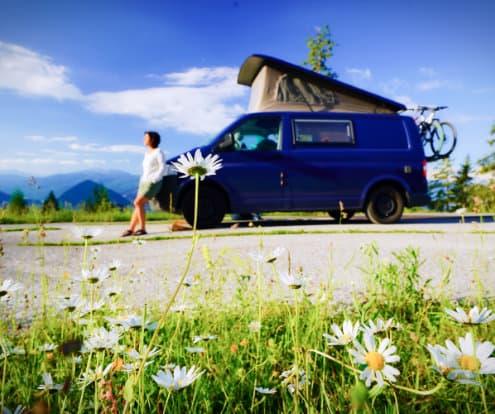 Auszeit mit dem Camper