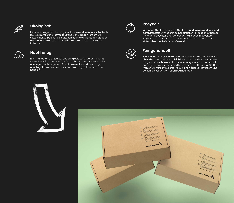 kreativbox - Marketingagentur Aschaffenburg - Verpackungsdesign - spechtshardt
