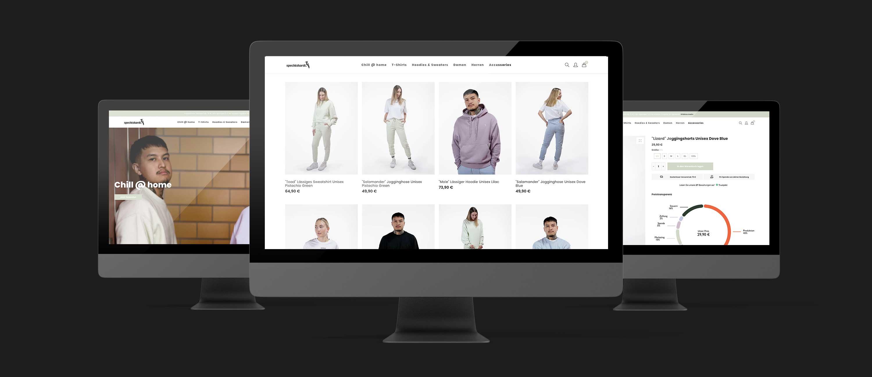 kreativbox - Marketingagentur Aschaffenburg - Webshop - Shopsystem - spechtshardt