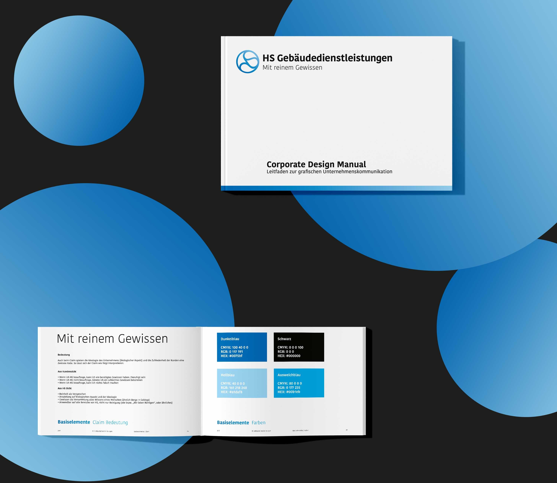 kreativbox - Corporate Design - HS Dienstleistungen