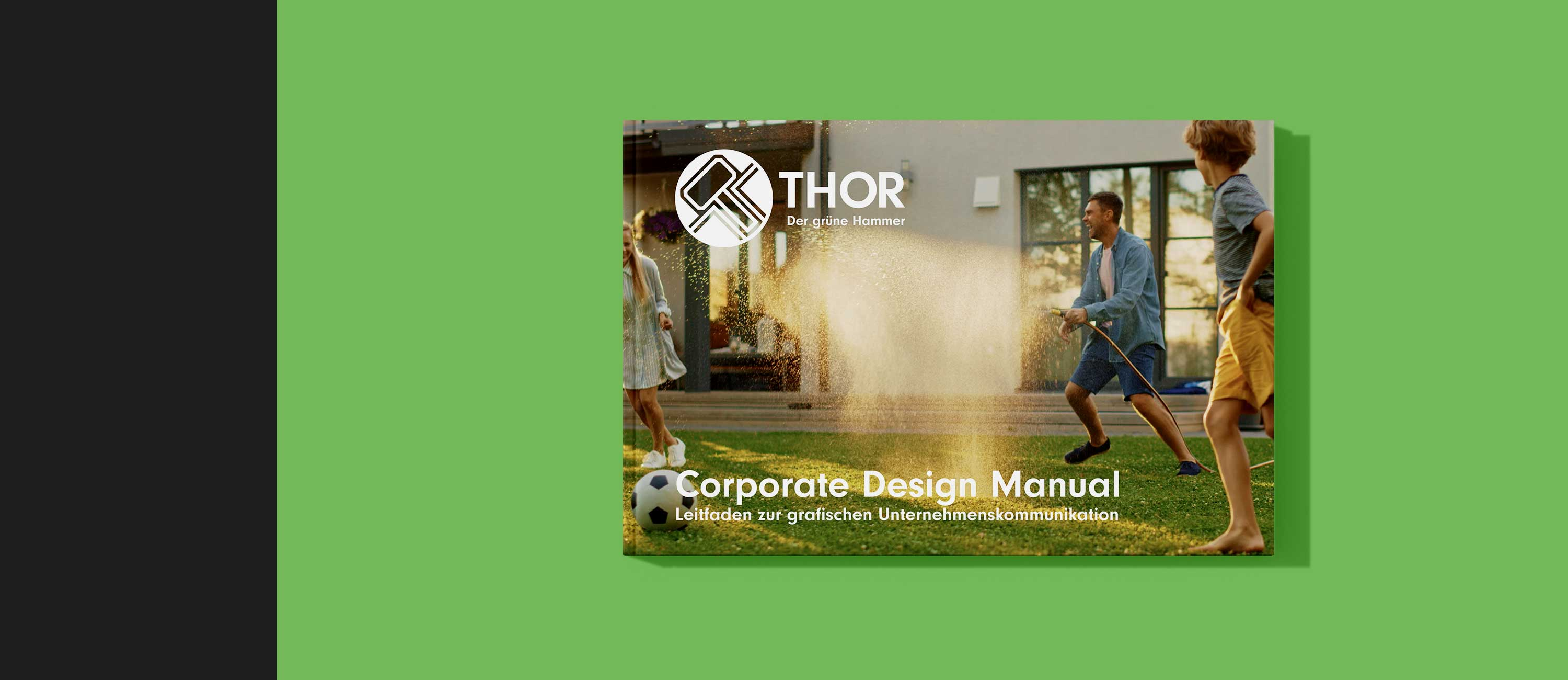 kreativbox - Corporate Design - THOR GaLaBau