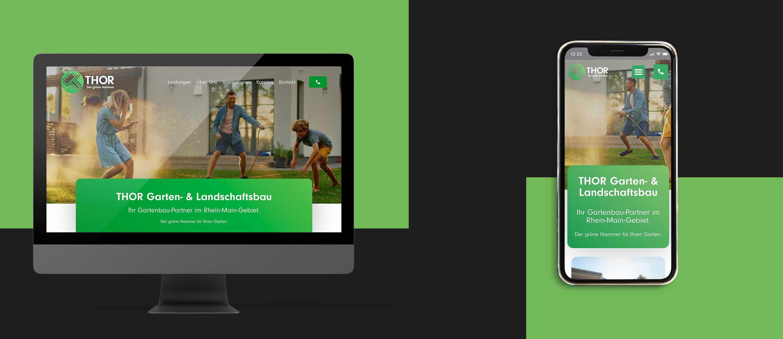 kreativbox - Webdesign - THOR GaLaBau