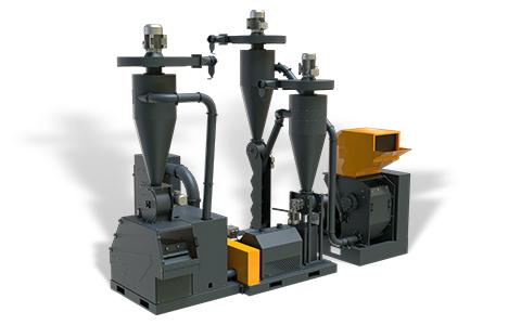 Granuladores cabos Múltiplex