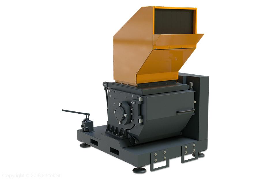 Moinho granuladores rotor de lâminas ML