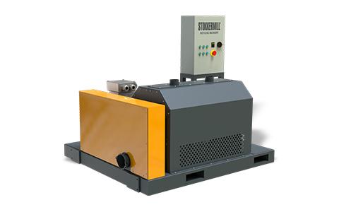 Maquina refinadora de metais