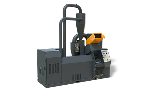 Maquina trituradora de cabos cobre