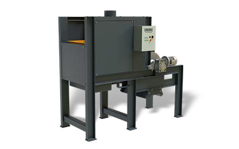 Máquina de separação aço inox