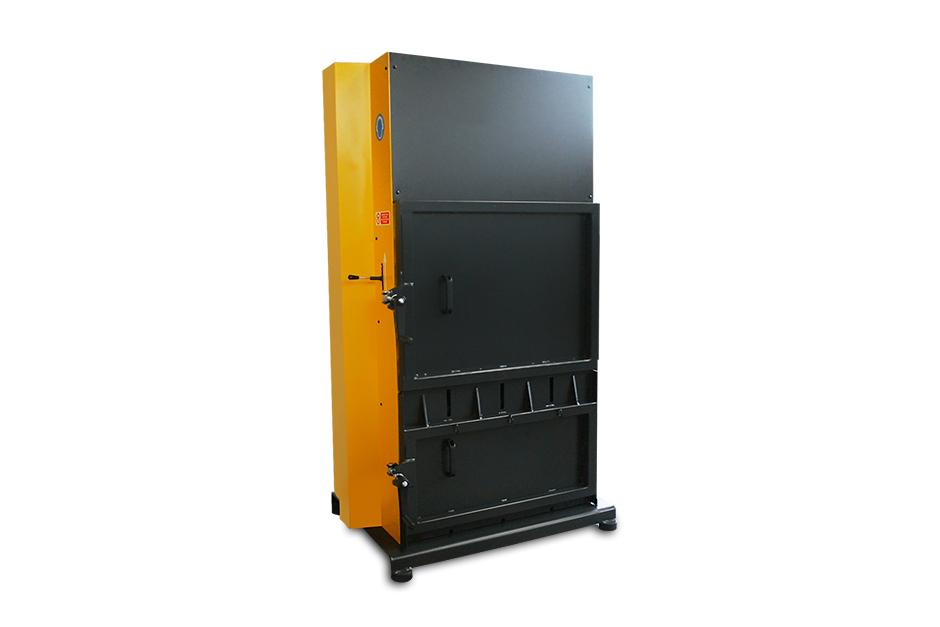 Prensa compactadora para compressão