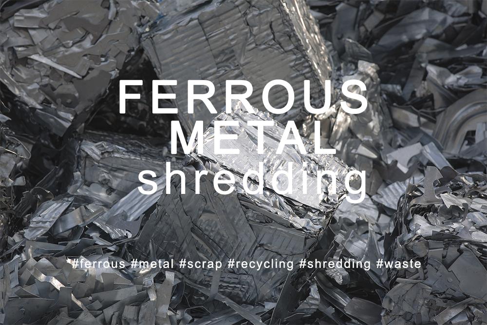 Vashulladék-aprítás vas- és fémhulladék-újrahasznosításhoz terjedelmes fém-, elektromos- és elektronikai hulladékokhoz