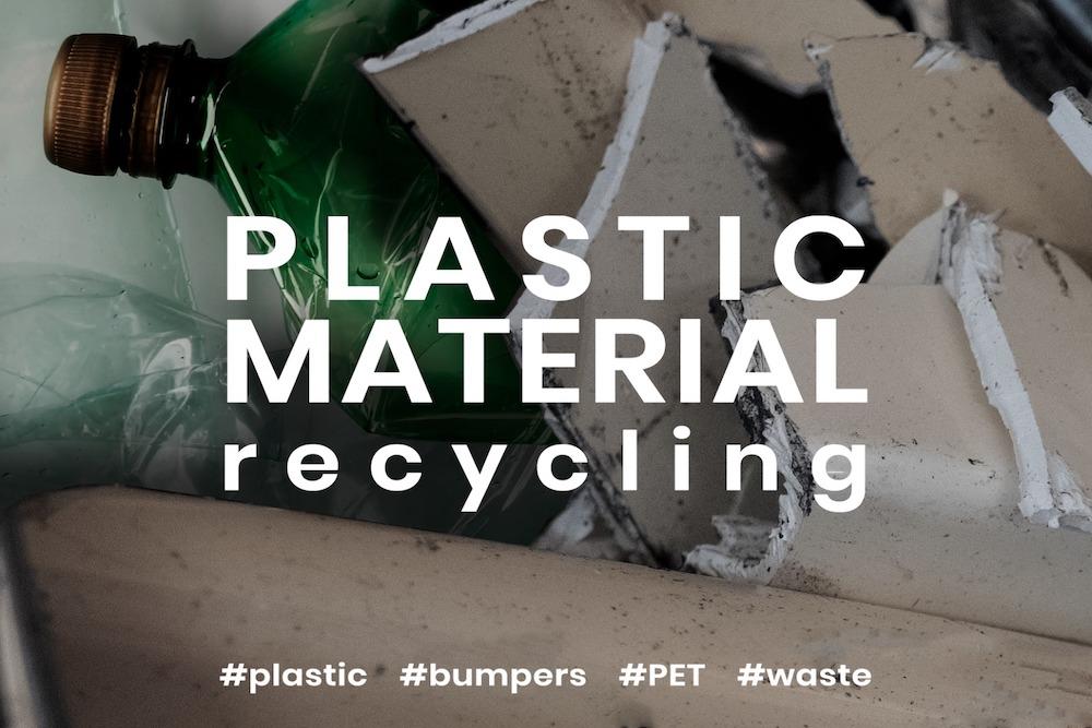 Műanyag aprítás és a műanyagok újrahasznosítása a fogyasztás utáni műanyagok és az ipari műanyagok között oszlik meg