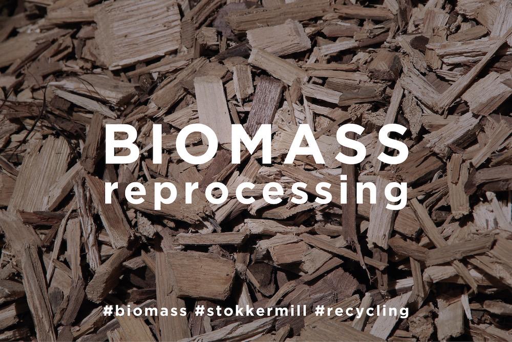 Biomassza -újrafeldolgozás a legnagyobb energia -jövedelmezőségű aprítóüzemekkel