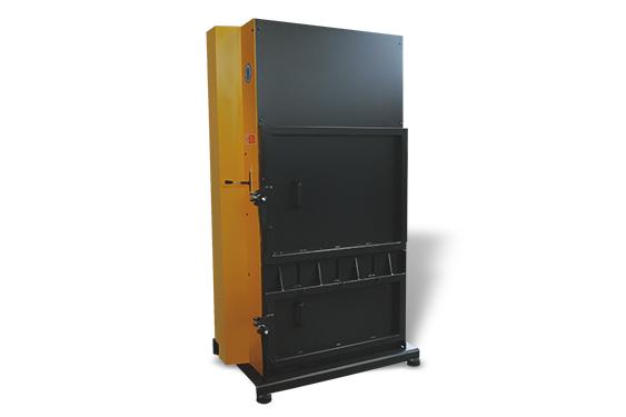 Prensa compactadora para compressão VP