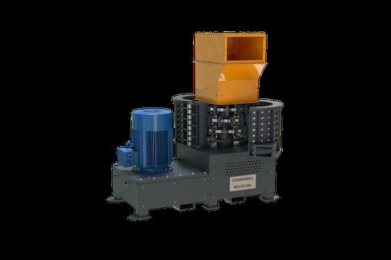 Moinho de laminaçâo vertical para cobre e sucata elétrica, laminador para chapas de resíduos elétricos e eletrônicos, recuperação e tratamento de cabos elétric, mesmo na presença de resíduos de materiais ferrosos ou aço inoxidável