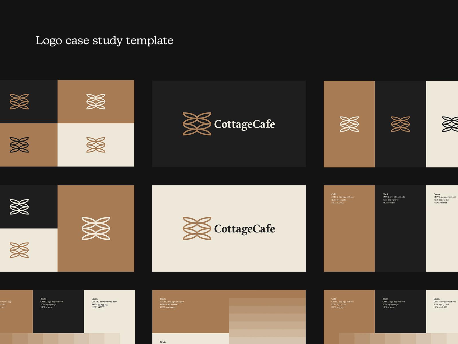 Logo Case Study Template