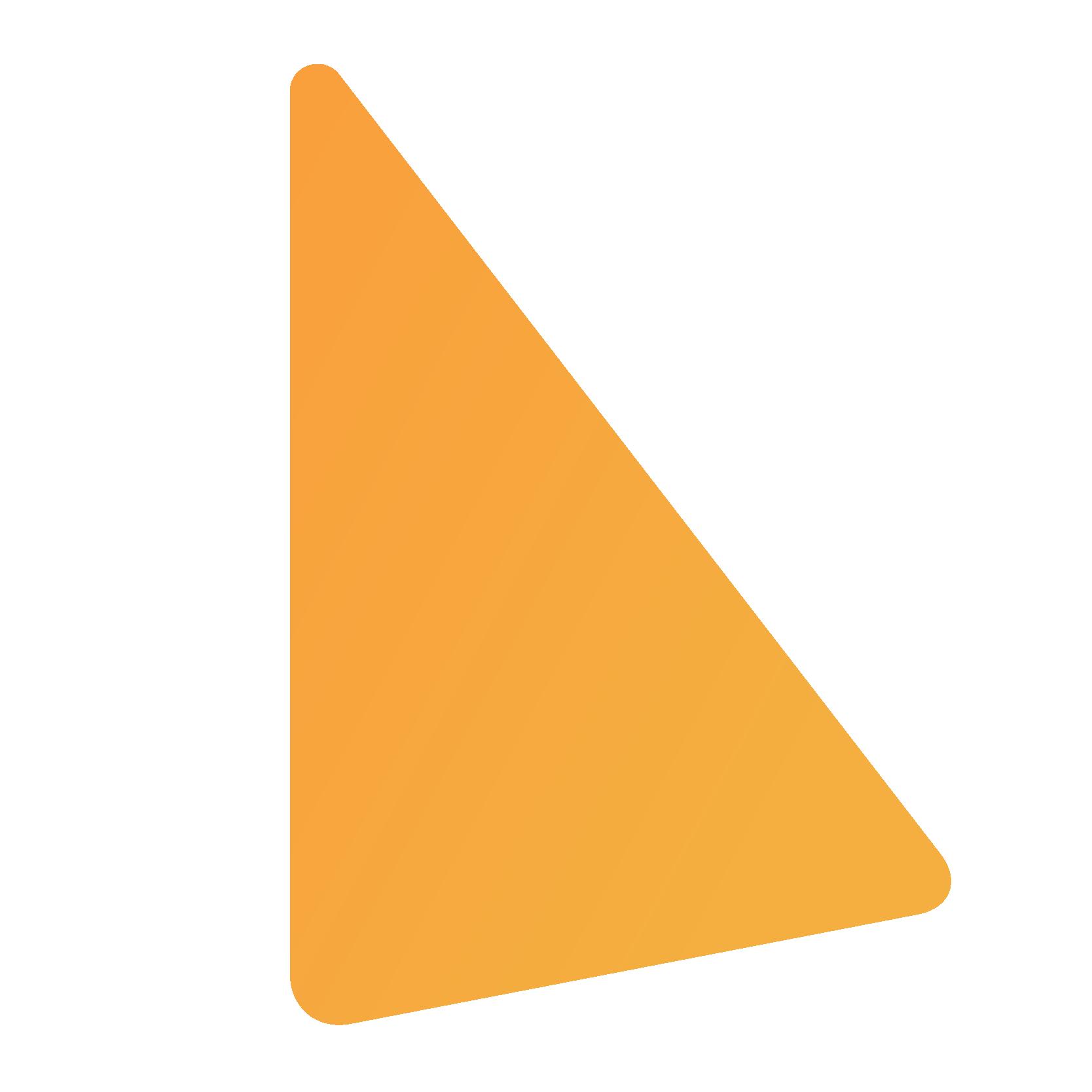 Mozaik-Dreieck-orange-3