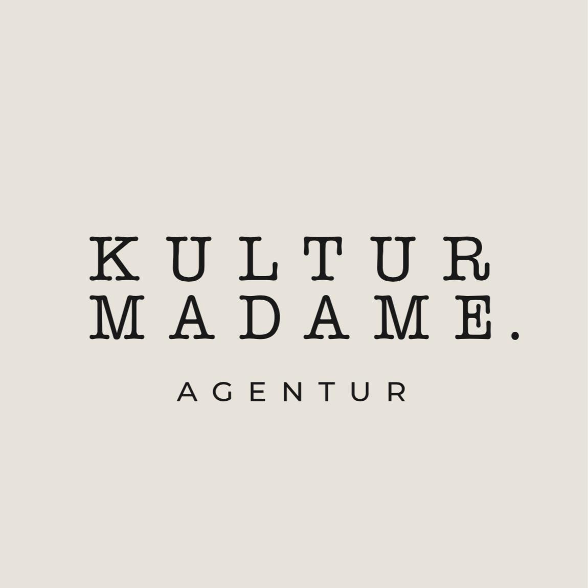 Kulturmadame-Agentur_Logo
