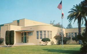 Lynwood School Building