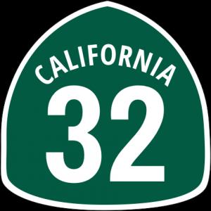 California 32 Logo