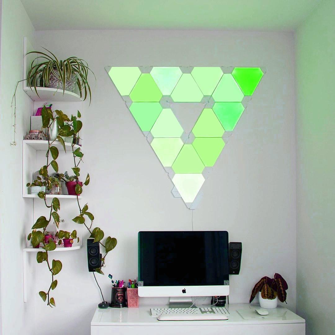Nanoleaf LED Lighing