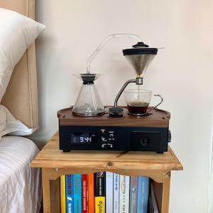 The Barisieur Alarm Coffee Clock