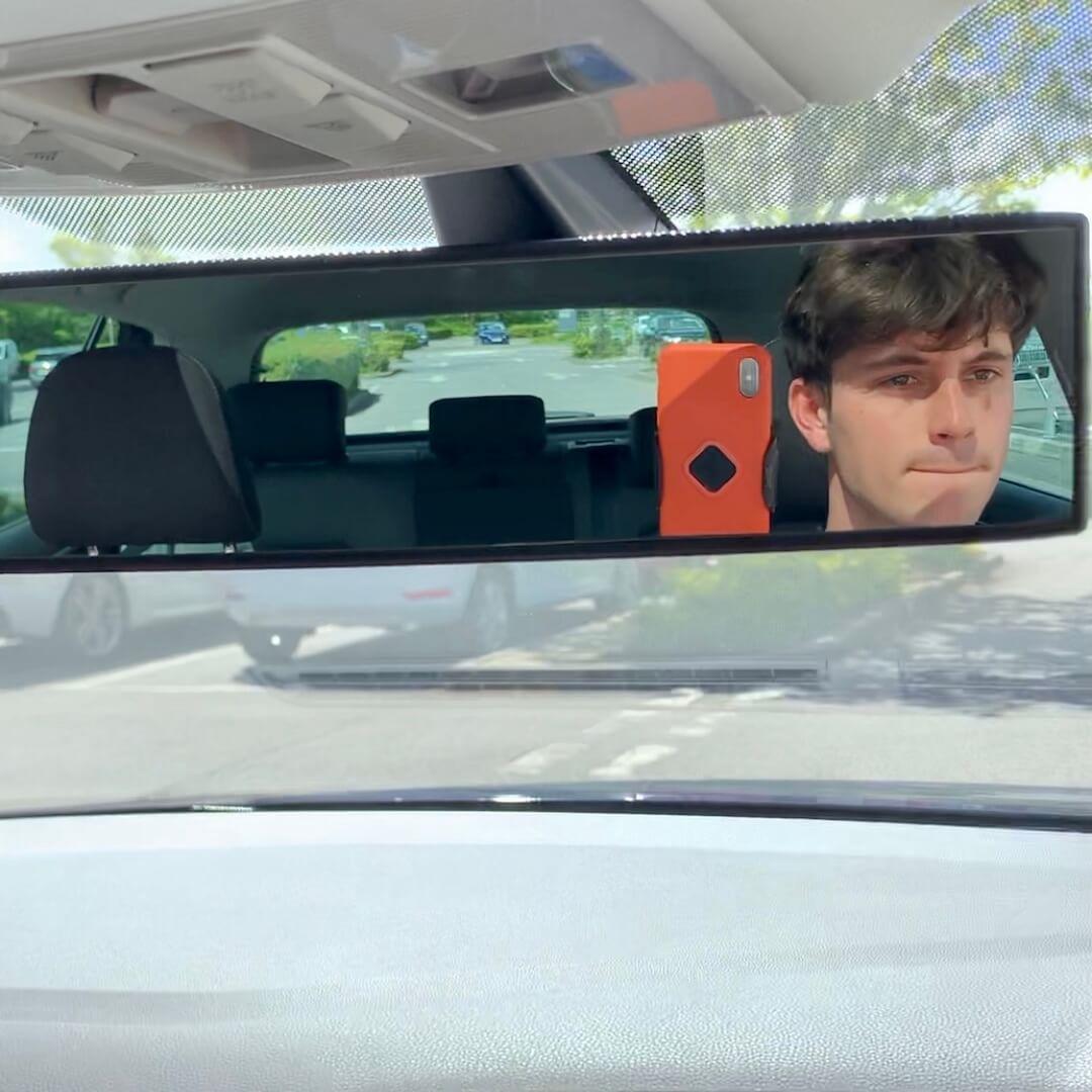 Panoramic Car Mirror