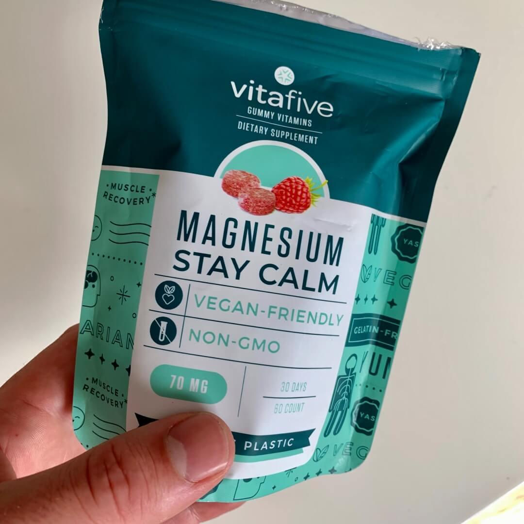Vitafive Magnesium Gummies