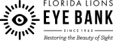Florida Lions Eye Bank logo