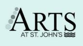 Arts at St. John logo