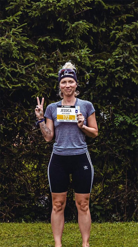 Adidas Runners. Infinite Trails 2019