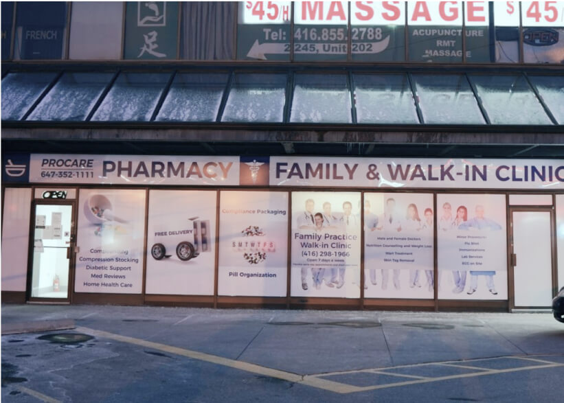 Scarborough Procare Pharmacy And Compounding
