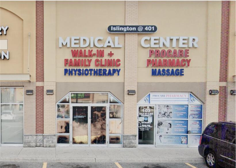 Etobicoke Procare Pharmacy And Compounding