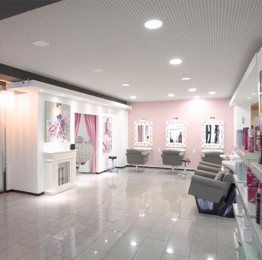 Casa Bellissima Kosmetik & Friseur Salon in Eschborn bei Frankfurt - Der Salon