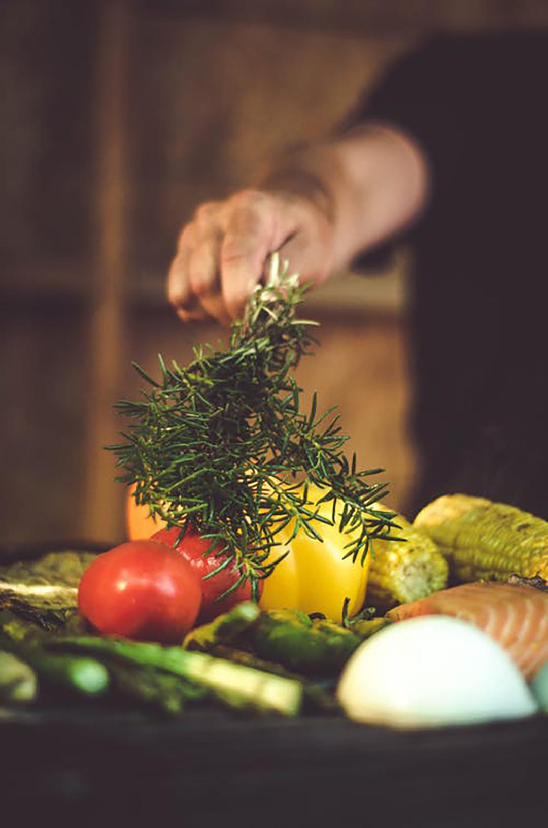 Beilagen und Gemüse