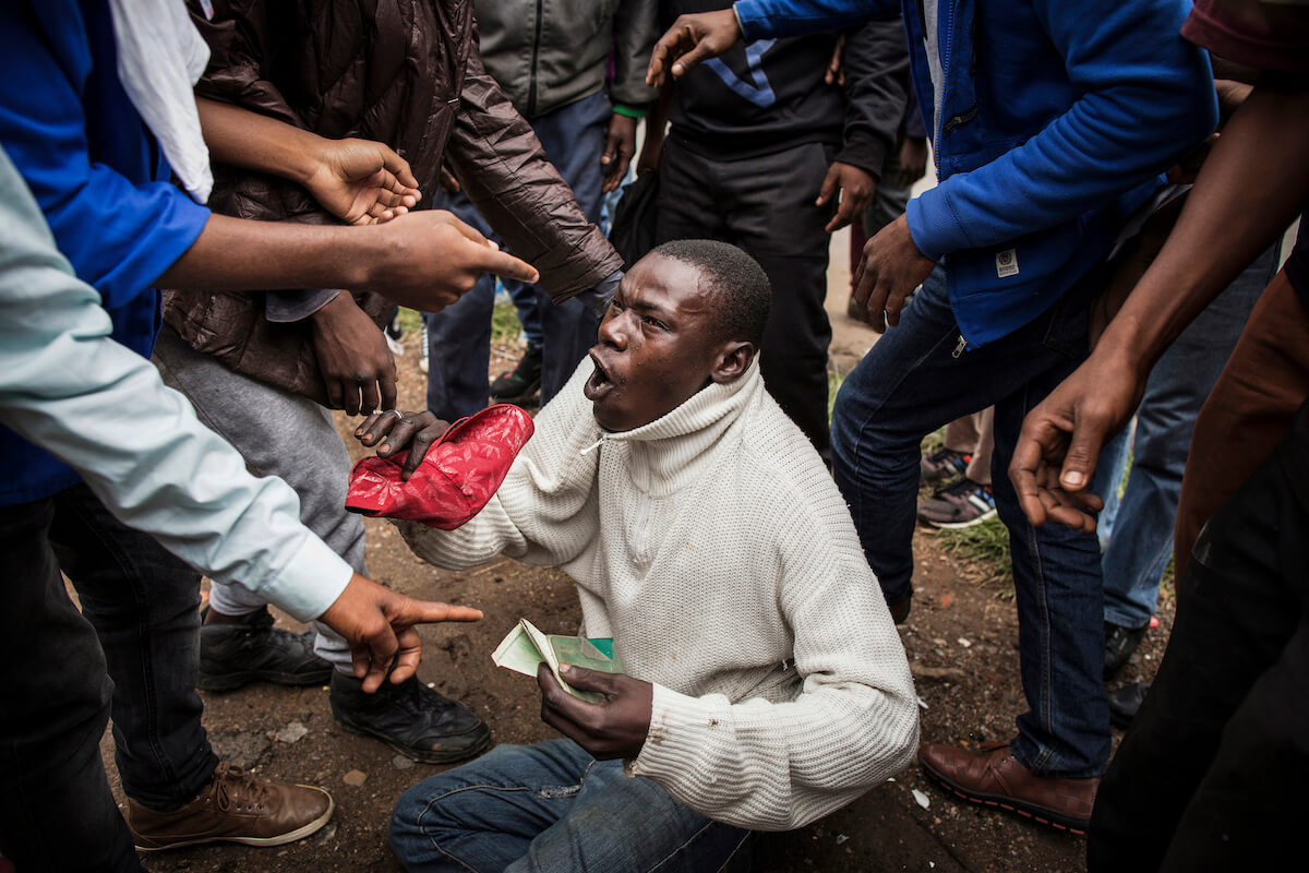 Brother book explores xenophobic attacks in South Africa