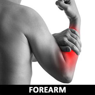 手臂痠痛圖