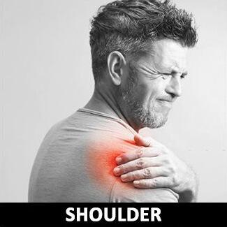 肩膀痠痛圖
