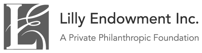 Sustainable Solutions for Sacred Sites S4 l Funder Lilly Endowment Logo