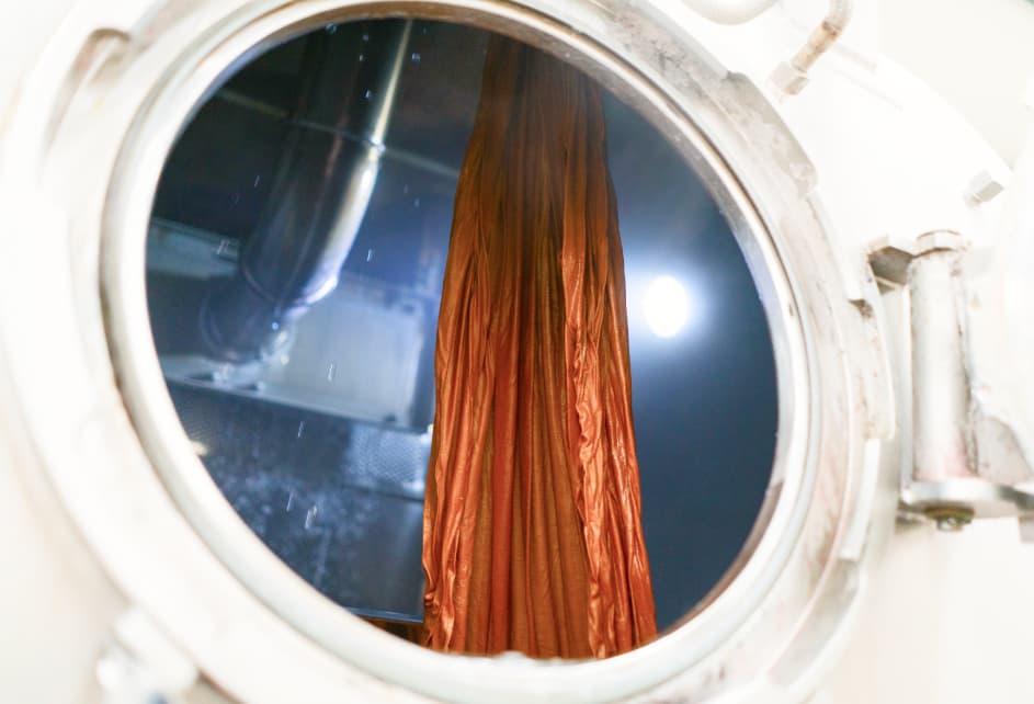 dyeing-machine