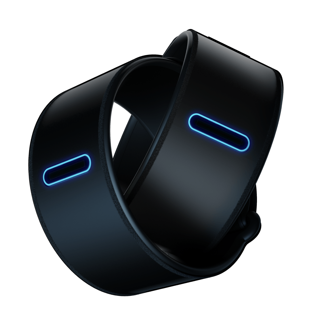 get wearable high tech bracelet with bone-conduction