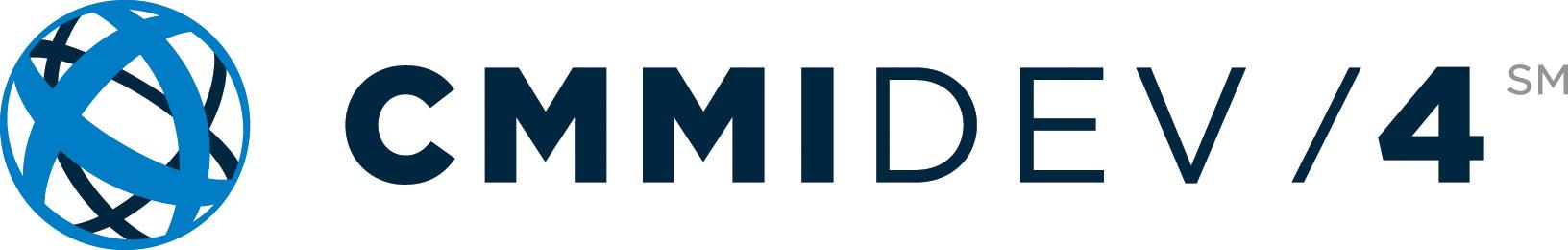 CMMI Dev 4 logo.