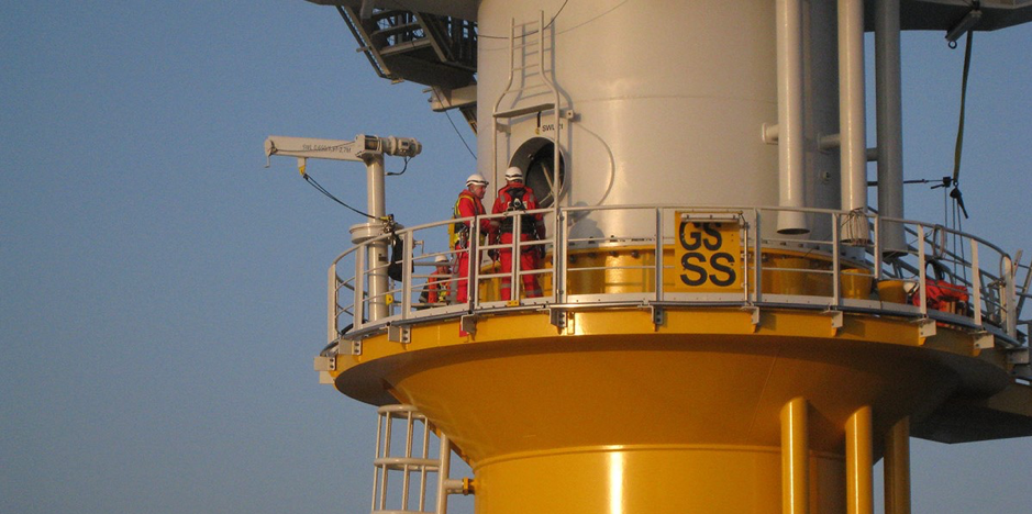 SeaRoc Group Launches New 'In-Turbine' Communications Solution