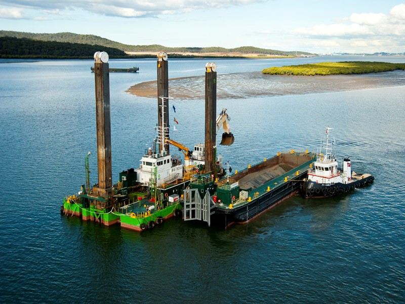 Capital Dredging Projects