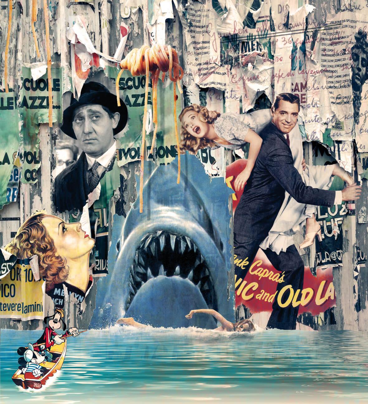 Una fame da squali