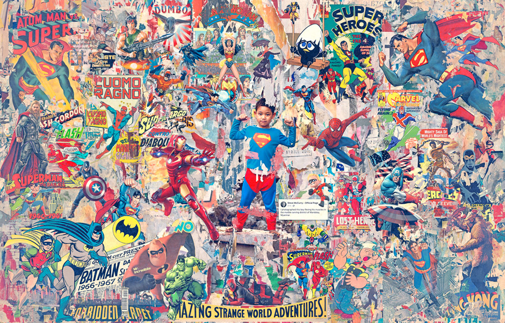Supererò i Supereroi