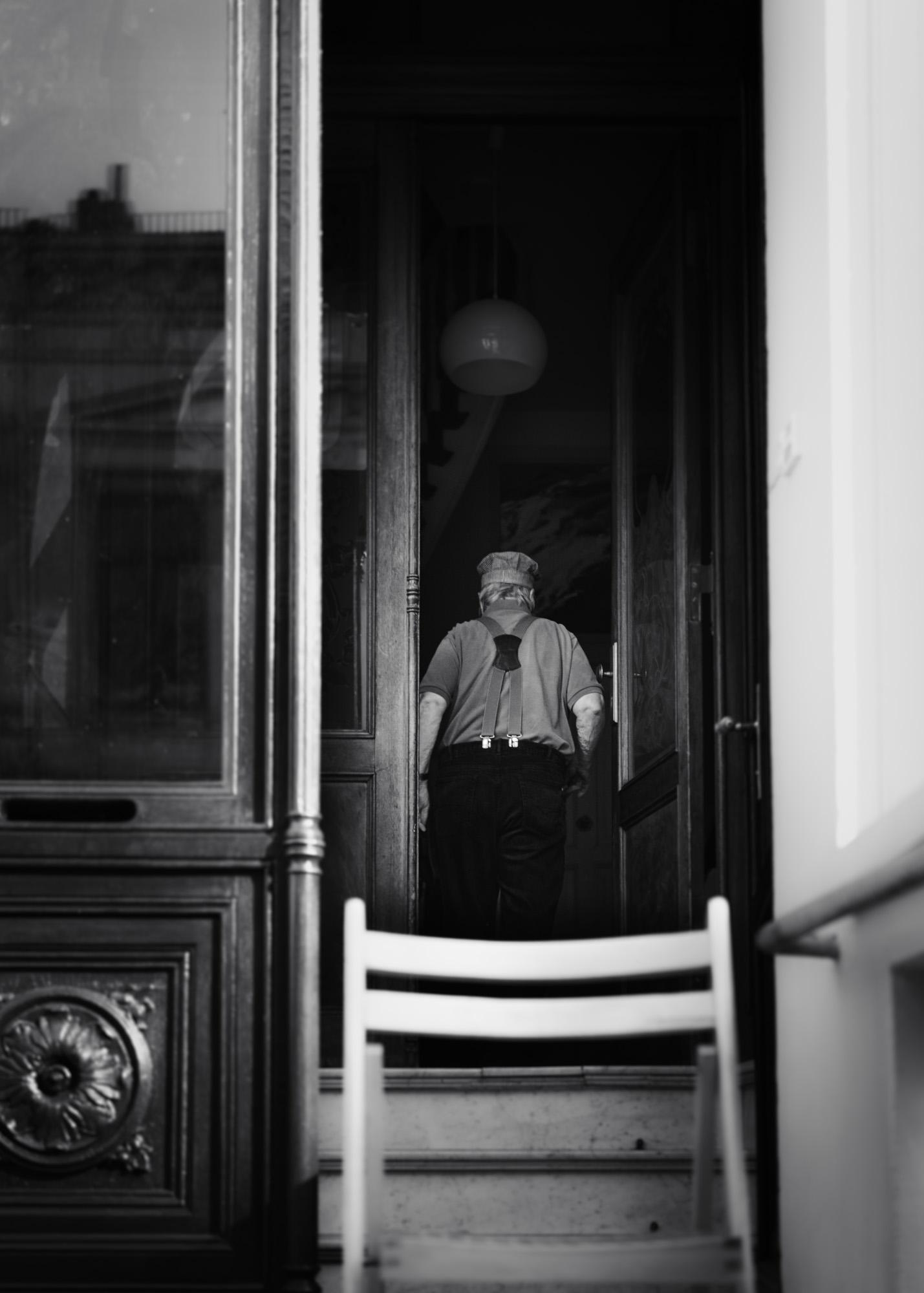 H.W. Sotrop in Bremer Haus