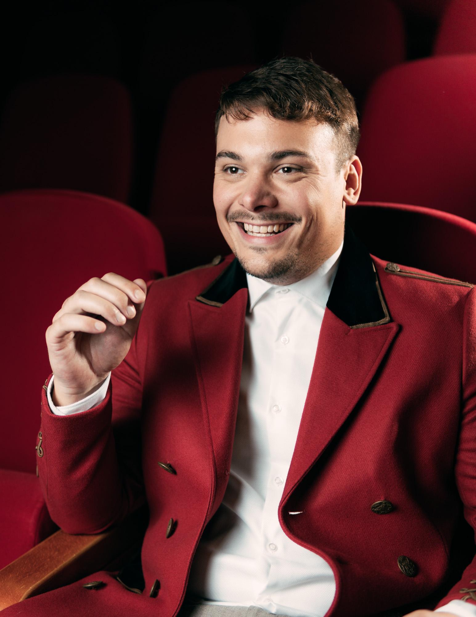 Portrait Yannik Kinoliebe