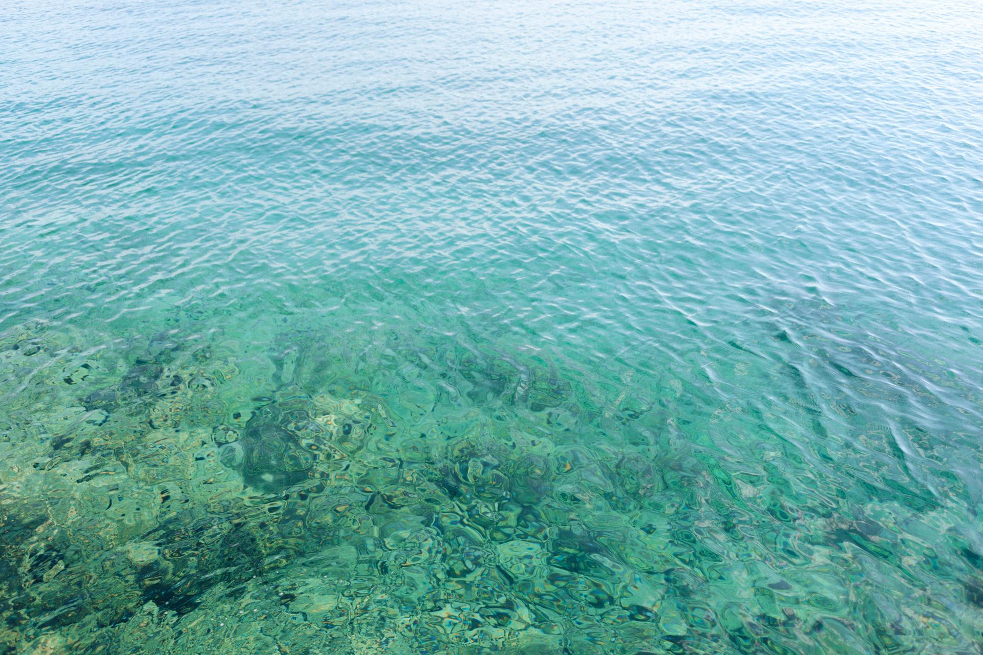 Türkises Meer
